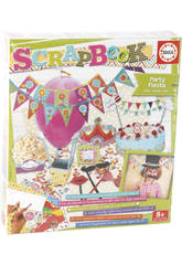 Scrapbook Party Fiesta Manualidades Educa 17419