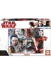 Puzzle 300 Star Wars Episodio VIII Los Últimos Jedi Educa 17463