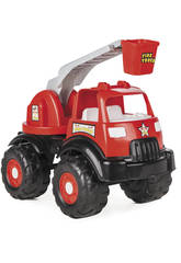 Camion dei Vigili del Fuoco Power Fire Truck 26x44x30 cm