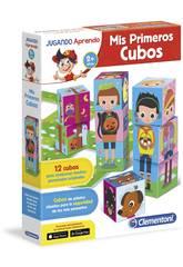 Jugando Aprendo Mis Primeros Cubos Clementoni 55115