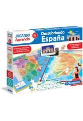 Mapa Geo Descubre España