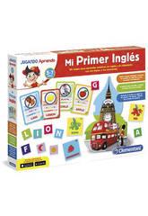 Aprende Mi Primer Inglés 33 Tarjetas 5-7 Años Clementoni 65576