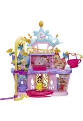 Château Musical Mini Princesses Disney avec Poupées et Accessoires Hasbro C0536