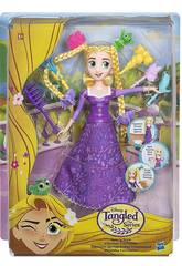 Hasbro Disney Tangled La serie Rapunzel Acconciature divertenti
