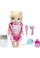 Boneca Baby Alive Cuida de Mim Hasbro C2691EU45