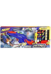 Nerf Nitro Motofury Con Accesorios 31x52x7 cm HASBRO C0787