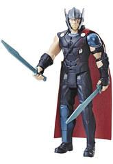 Figurine Electronique Thor Ragnarok 30 cm Hasbro B9970