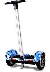 Monopattino Overboard Elettrico Balance Scooter con Manubrio