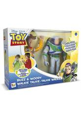 Toy Story Talkie-walkie Buzz et Woody IMC Toys 140400