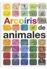 Libro Arcobaleno di Animali Susaeta Ediciones S2053999