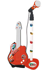 Mikrofon- und Gitarrenautos Claudio Reig 5309