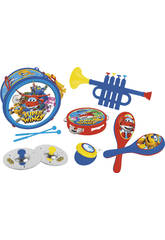 Ensemble 6 Instruments Super Wings Claudio Reig 2112