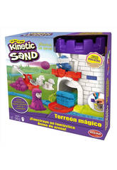 Kinetic Sand Torreon Mágico Bizak 6192 1425