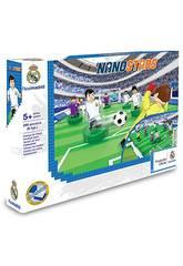 Nanostars Real Madrid Stade avec 9 Figurines Giochi Preziosi 3223