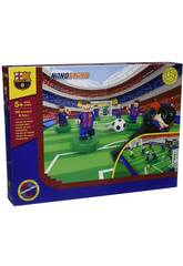 Nanostars Football Club Barcelone Stade avec 9 Figurines Giochi Preziosi 3229
