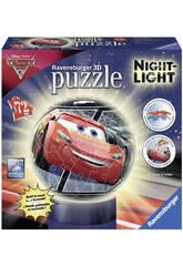 Puzzle 3D Lampe Cars 3
