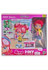 Piny Playset Dance Class Famosa 700013449