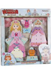 Holzpuzzle Kleide Die Prinzessin 29 cm