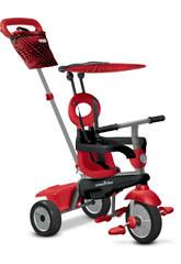 Triciclo VANILLA 4 in 1 Rosso SmarTrike
