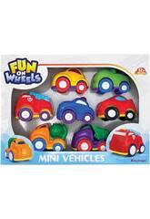 Mini-voitures 9 cm Keenway 30340