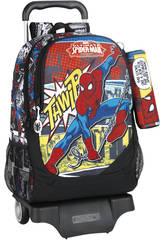Sac à dos Trolley Spiderman Safta 611743313