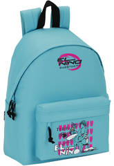 Mochila Day Pack El Niño Turquoise Safta 641719774