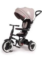 Tricycle Pliable Rito 3 en 1 Gris 12-36 mois 106 x 106 x 48 cm QPlay S381
