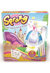 Sprazy Princesses Goliath 35200