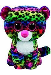 Peluche Moyenne Dotty Lèopard 23cm. Ty 37074