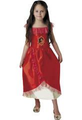 Costume Bimba Elena di Avalor Classic S Rubies 630038-S