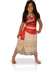 Costume Vaiana Classic Bimba L
