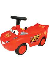 Porteur Flash McQueen Cars Activités Avec lumières et Sons 34 x 56 x 29 cm 1-3 ans