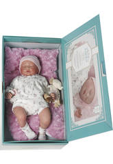 Bambola Reborn Yolanda 46 cm Guca 547