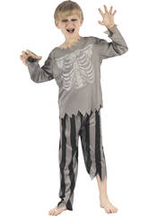 Disfraz Babys S Pirata Esqueleto