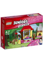 Lego Juniors Le Chalet de Blanche-Neige 10738