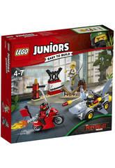 Lego Juniors Tiburón De Ataque 10739