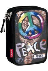Plumier Triple Fossil Peace Perona 53812