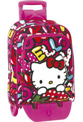 Hello Kitty Sac à Dos Trolley Sweetness Perona 53846