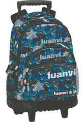 Zaino Trolley Luanvi Galaxy Perona 54499