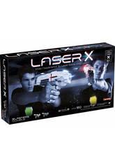 Pistolet Laser X Doble Glop Games 98139
