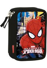 Plumier Triple Spiderman Town Perona 54297