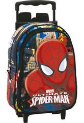 Carro Infantil Spiderman Town Perona 54301