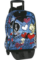 Daypack con Soporte Tweety Jeans Perona 53654