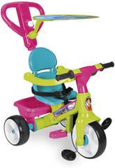 Heidi Tricycle Réglable Avec Lumières, Sons et Musique 1-3 ans Feber Famosa 700012542