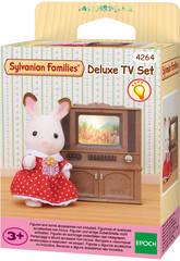 Sylvanian Families Mobile da Televisione a Colori Epoch 4264