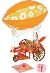 Sylvanian Families Aventure en Ballon Epoch Pour Imaginer 5255