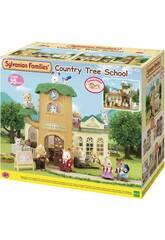 Sylvanian Families École de la Forêt Country Epoch Pour Imaginer 5105
