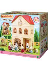 Maison aux 3 Histoires Sylvanian Families 2745