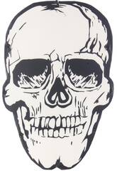 Calavera Día de los Muertos con Luces 48x32x2cm