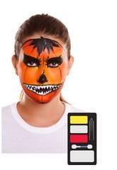 Kit de Maquillage Citrouille